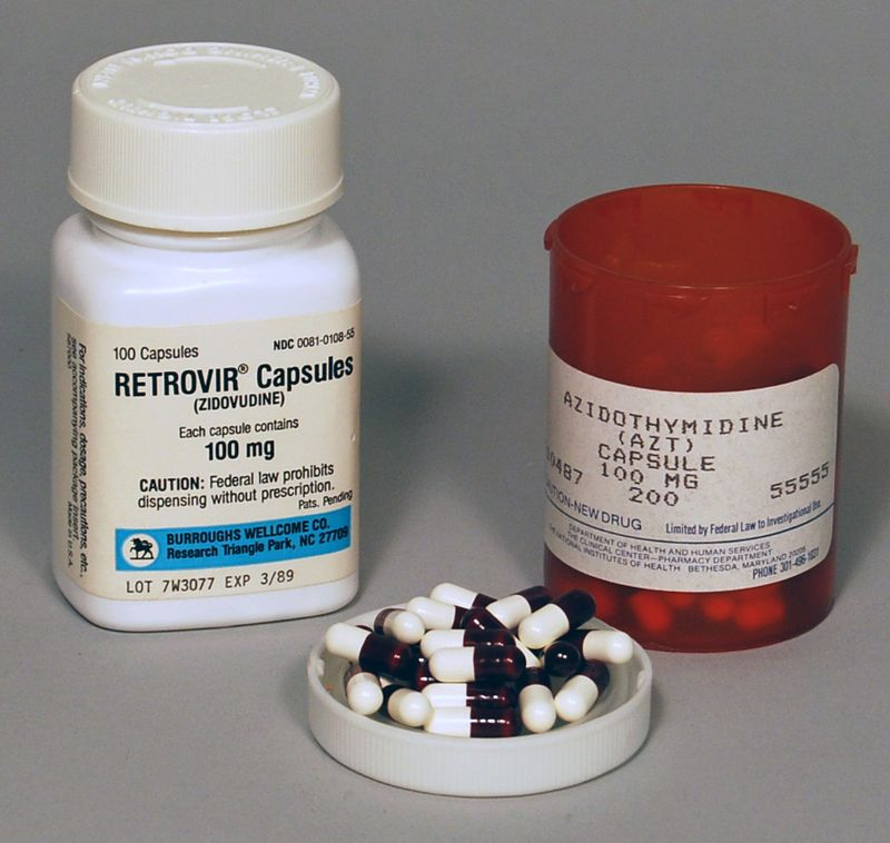Risultati immagini per experiments children, HIV, AZT