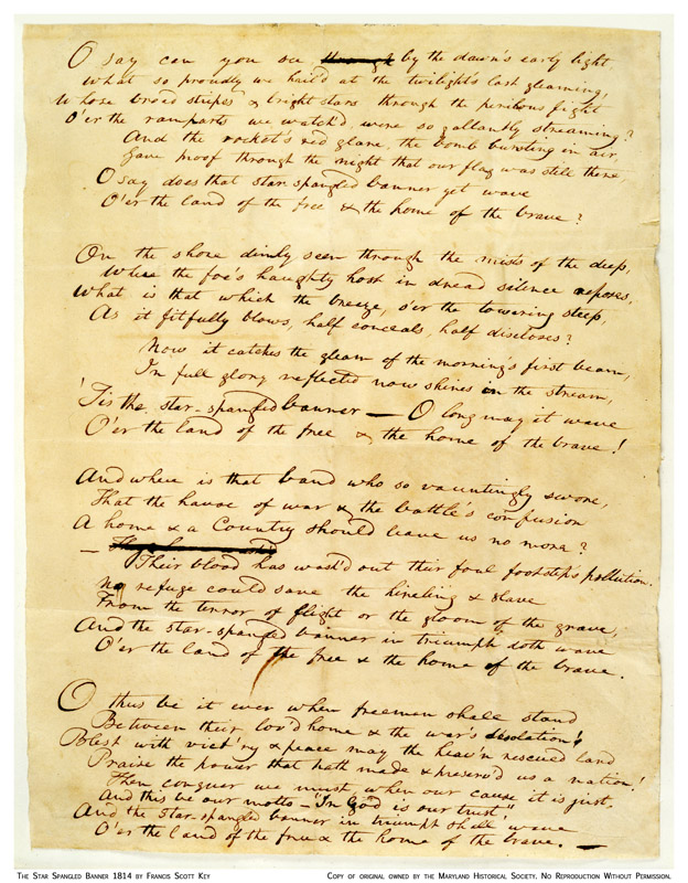 the star spangled banner and better answer The star-spangled banner, national anthem of the united states, with music adapted from the anthem of a singing club and words by francis scott key after a century of general use, the four-stanza song was officially adopted as the national anthem by an act of congress in 1931.