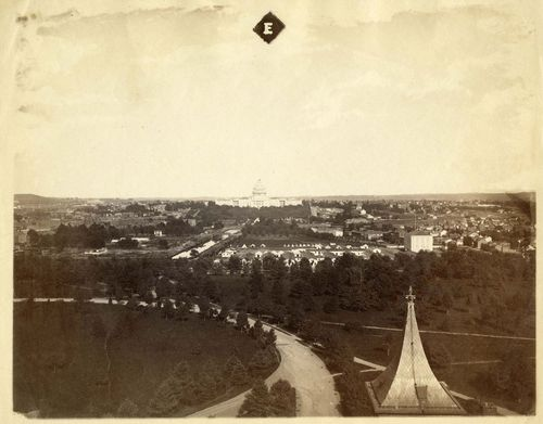 National Mall 1880