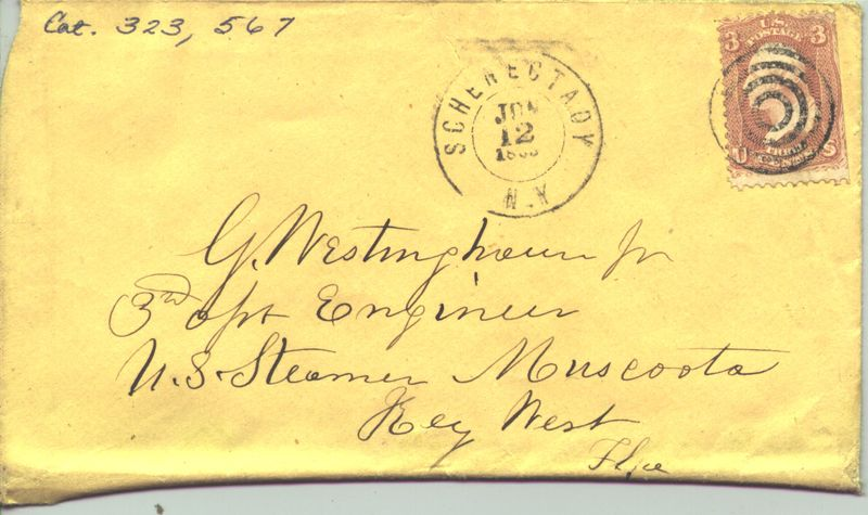The Westinghouse Letter One Young Civil War Veteran At
