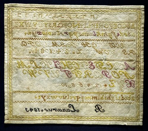 Back of B Laxarus Sampler