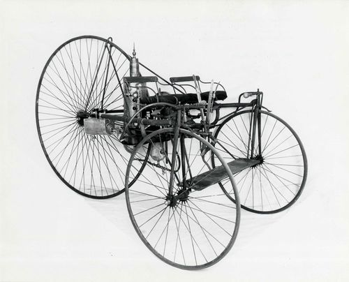 Long-steam-tricycle-