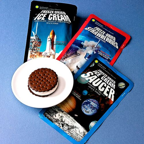 space shuttle food - photo #11