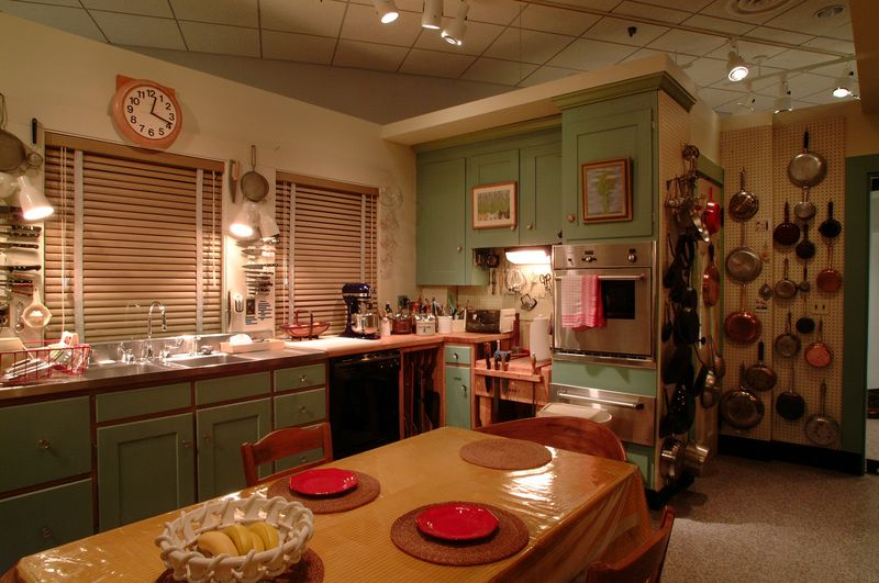 Julia Child S Kitchen At The Smithsonian