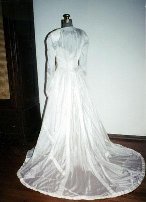 Bourlandrhdressfront1 Bourlandrhdressback2 Rosalie S Wedding Dress