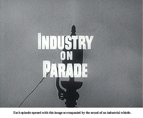 Industryonparade_titlescreenshot