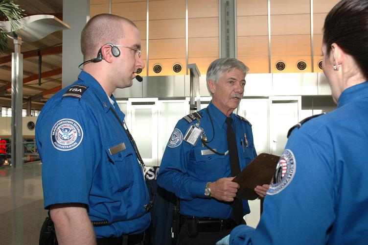 tsos transportation security officers