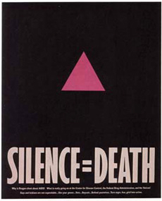 Silence-death poster