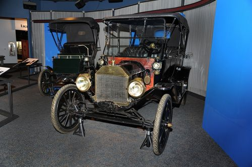 4 - 1913 Ford Model T