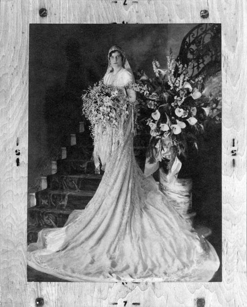 Adelaide in Durant wedding dress