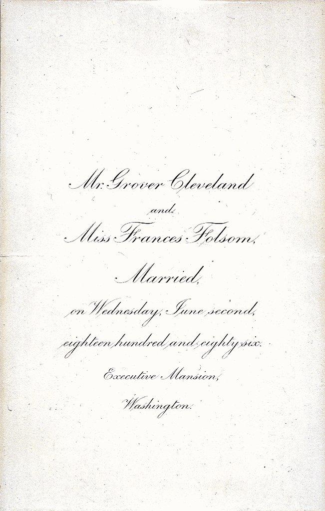 American jazz museum wedding invitations