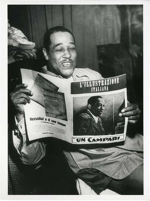 Duke Ellington in Rome