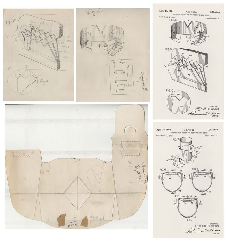 Follow A. Bernie Wood's invention process--from sketch to patent