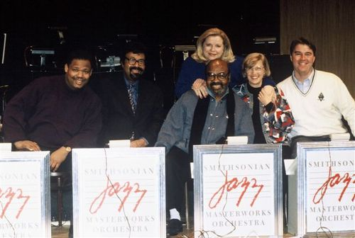 James Zimmerman, David Baker, Linda and James Moody, Lida Baker and Ken Kimery