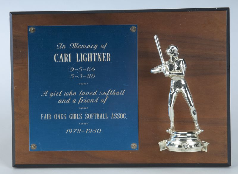Tribute to Cari Lightner from her classmates