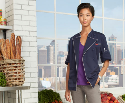 Chef Kristen Kish. Courtesy BravoTV.