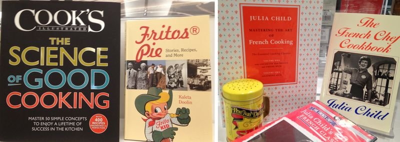 Bring science to the kitchen, enjoy the history of a favorite corn-based snack, or master the art of French cuisine with these selections from the museum store.