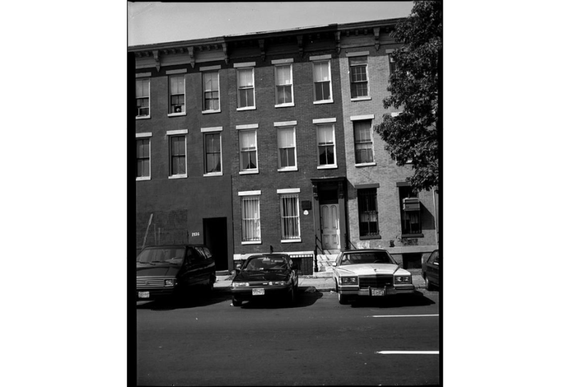 9th St. home of the Association for the Study of Negro History in Washington, D.C. Founded by Dr. Woodson.      Scurlock Studio Records, ca. 1905-1994, Archives Center, National Museum of American History.