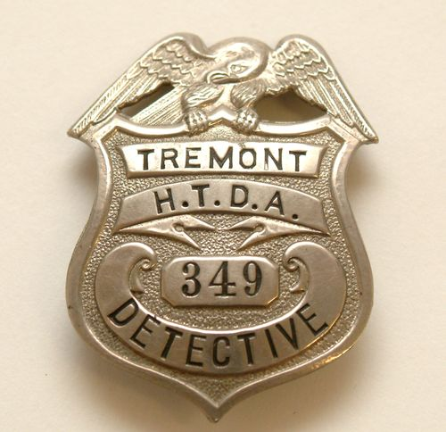 "Booklet of by-laws for the Tremont HTDA. The first proviso hints at an alternative agenda—members could only be ""one hundred percent AMERICAN WHITE MALE"""