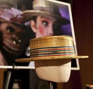 Straw hat from the film Cabaret