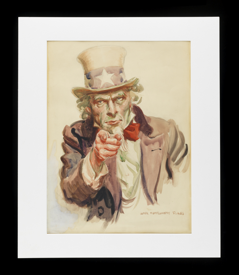 uncle sam the man and the meme national museum of american history