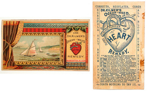 """The Perfect Heart Remedy… If your heart thumps after sudden effort, skips beats or flutters."""