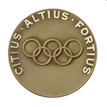 Citius, Altius, Fortius; Faster, Higher, Stronger