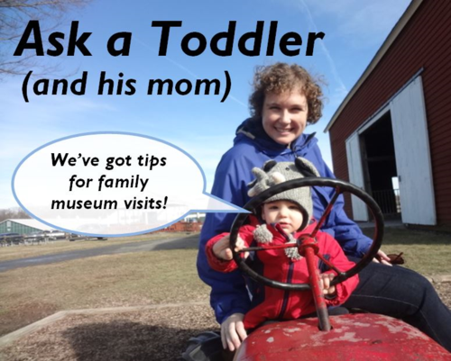 Ask a toddler