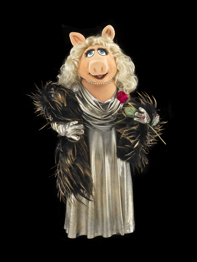 Miss Piggy was an incredibly durable puppet. She was used from the filming of the pilot in 1975 through the first season in 1976.