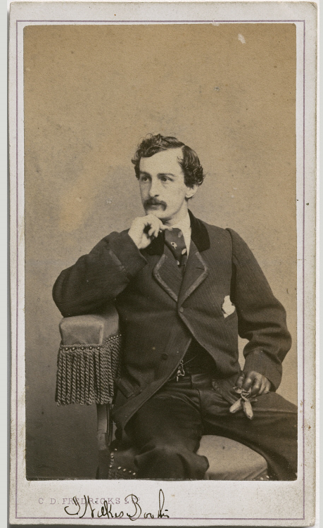 Carte de visite of John Wilkes Booth Http---npgportraits.si.edu-eMuseumNPG-media-CSC-8000508C_1