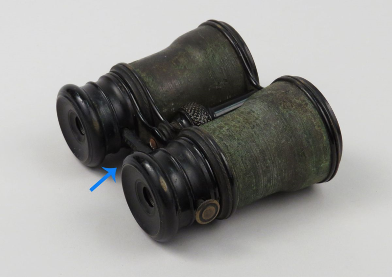 Are these John Wilkes Booth's field glasses? | National Museum of ...