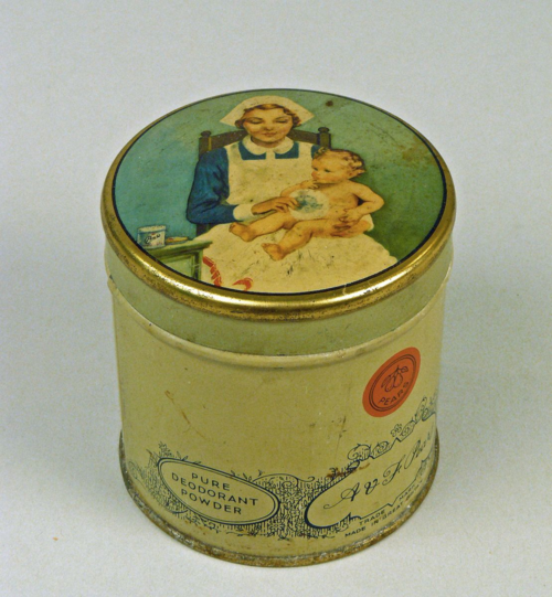 Pears' White Precipitate Fuller's Earth: An Absorbent and Deodorant Powder, ca. 1910-1917