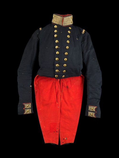 Sherman's 1832 Artillery Officer's Coatee