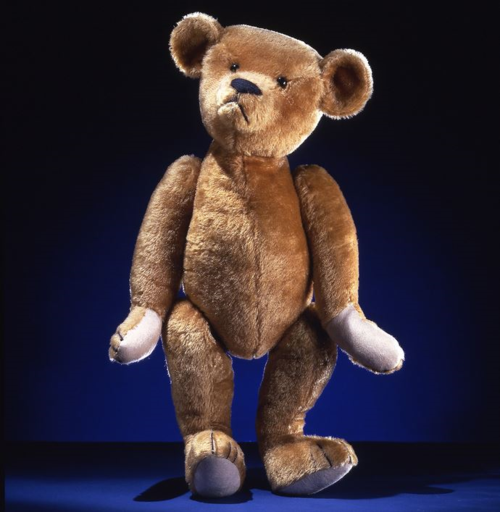 Teddy bear from around 1903