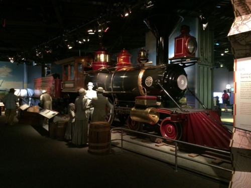 "The locomotive Jupiter, a freight and passenger train used from 1876 through the 1960s, reveals that Ubico's motorcycle is not the only object in ""America on the Move"" with hidden Guatemalan history. In fact, Jupiter underscores the connection between domestic and foreign industrial development during the 20th century."