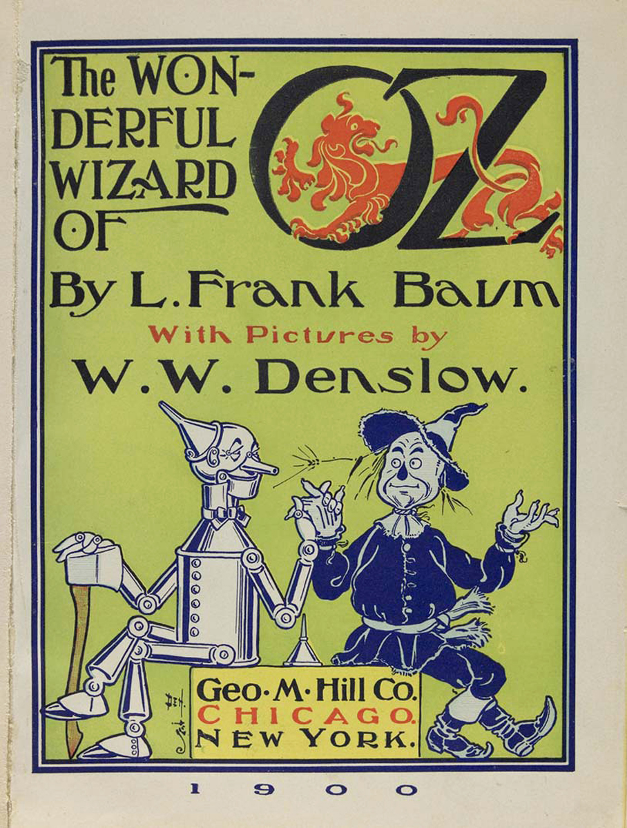 henry littlefield wizard of oz thesis