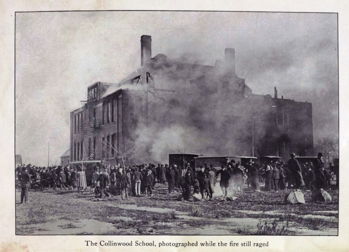 The Collinwood School Disaster Influenced Fire Safety