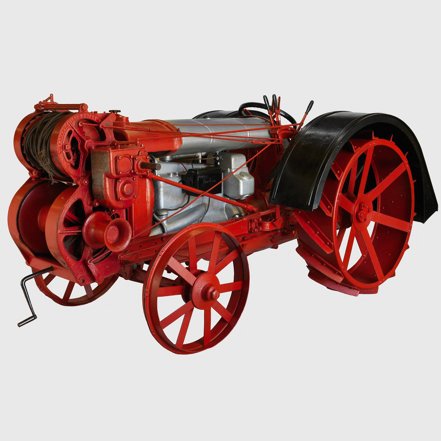 These tractors show 150 years of farming history | National Museum