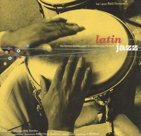 Cover of Latin jazz album