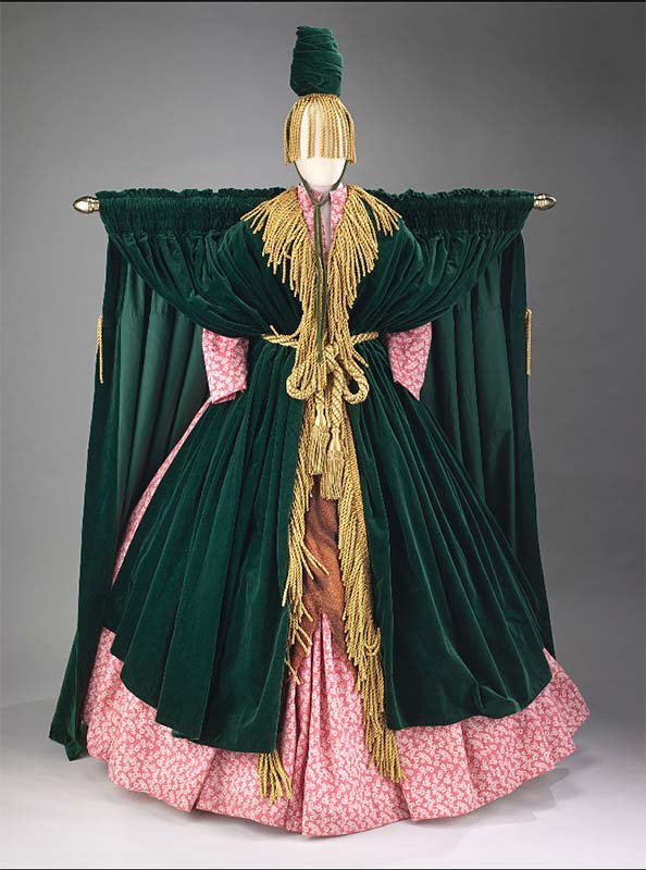 Costume from Carol Burnett television sketch