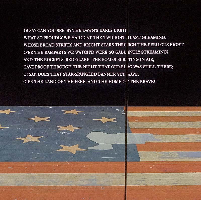 Lyric star banner lyrics : The Star-Spangled Banner: The Flag That Inspired the National ...