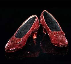 NMAH Ruby Slippers