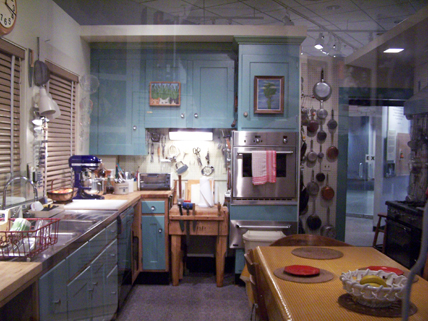 Bon App 233 Tit Julia Child S Kitchen At The Smithsonian