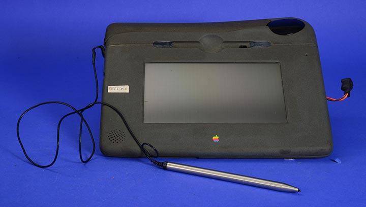 Prototype Apple personal digital assistant