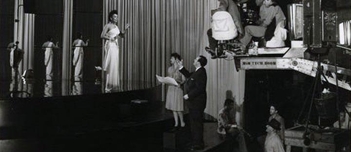 Photo from the World War II era film Thousands Cheer