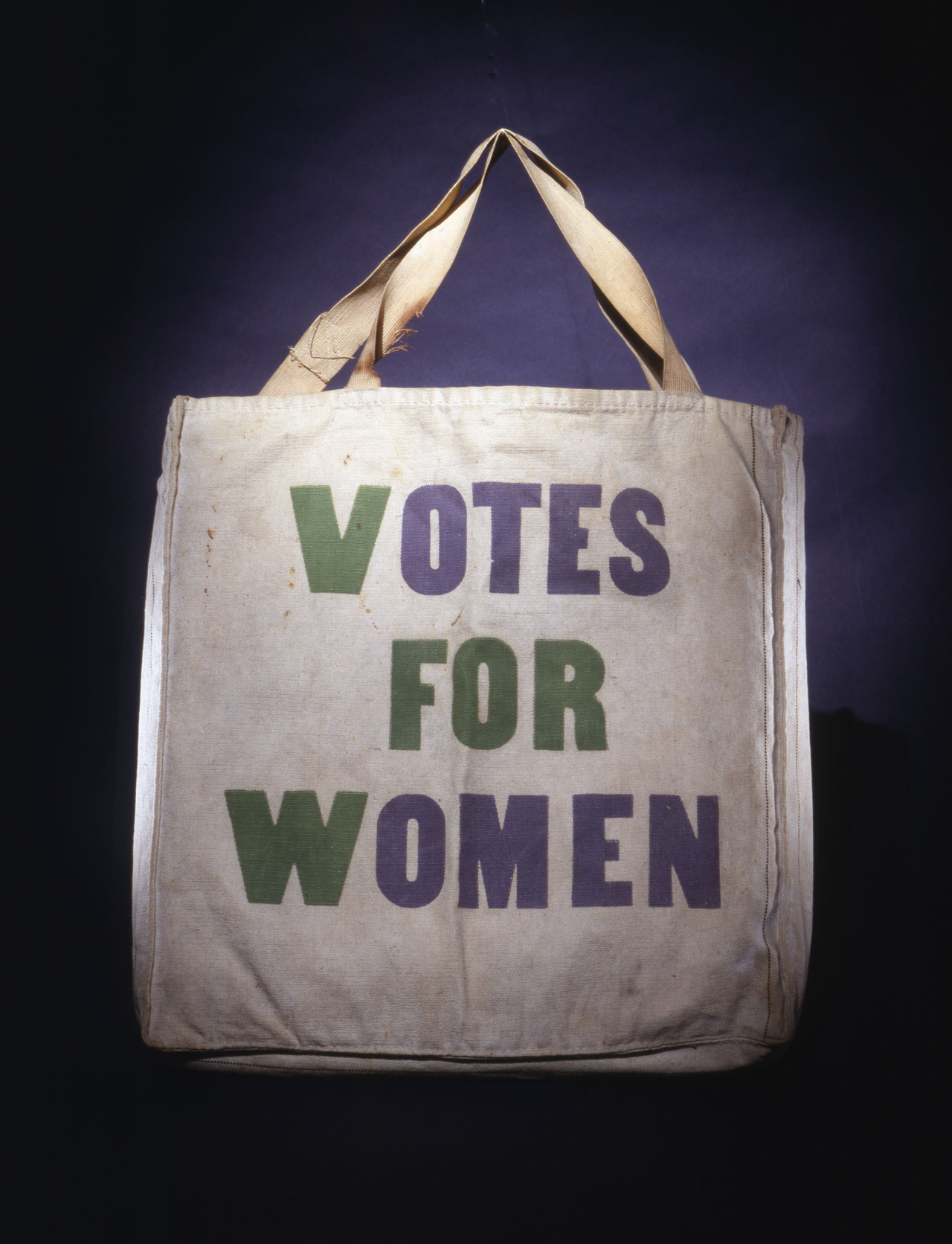 Artifact Walls - The National Woman Suffrage Parade  1913New Roles For Women Artifacts