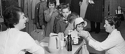 Whatever Happened to Polio