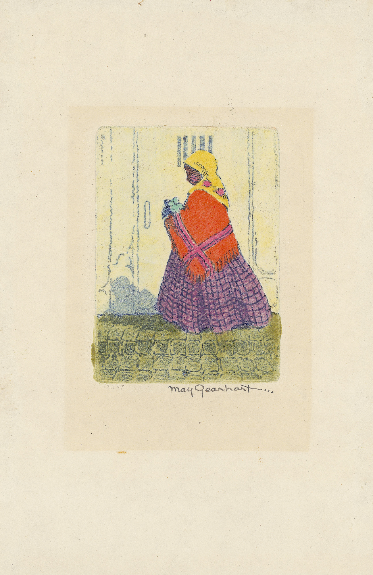 George washington carver crafts - Frances And May Joined The Printmakers Society Of California Later Known As The California Print Makers Whose Members Met In The Gearhart Home Studio
