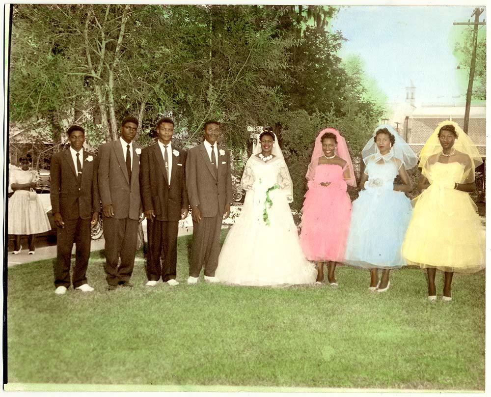 Black People Wedding Dresses 5 Fancy Unidentified Wedding Party Fournet