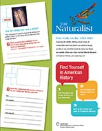 Naturalist full color self-guide